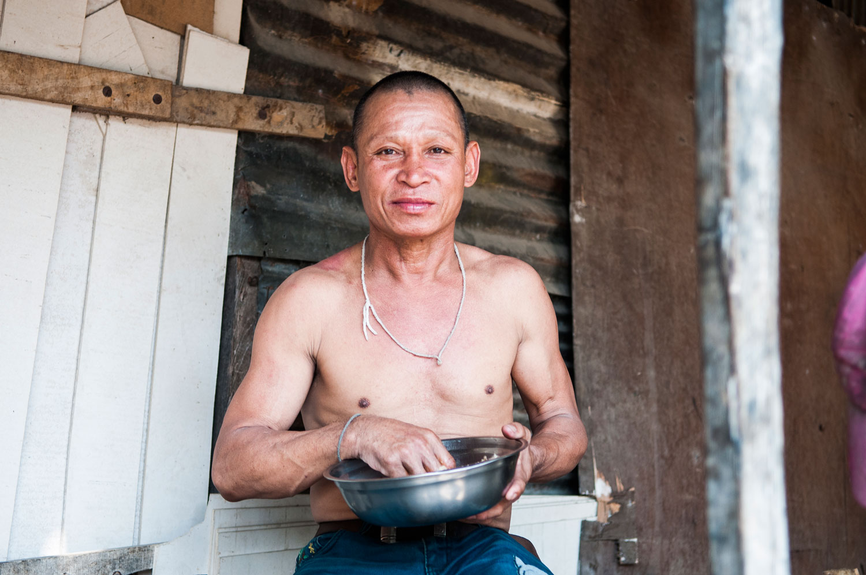 Burmese refugees in Thailand
